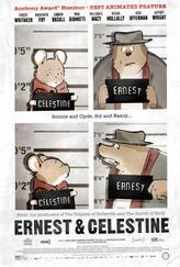 Ernest & Célestine showtimes and tickets
