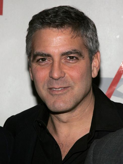George Clooney at the AFI Awards Luncheon 2005.
