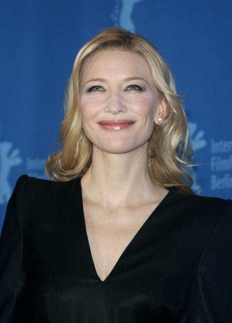 Cate Blanchett at the photocall of