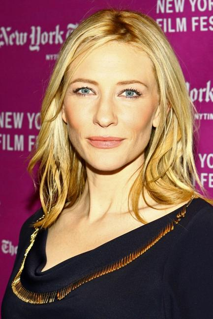 Cate Blanchett at the screening of