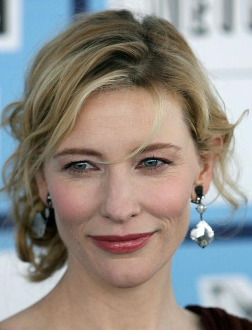 Cate Blanchett at the 2008 Spirit Awards.