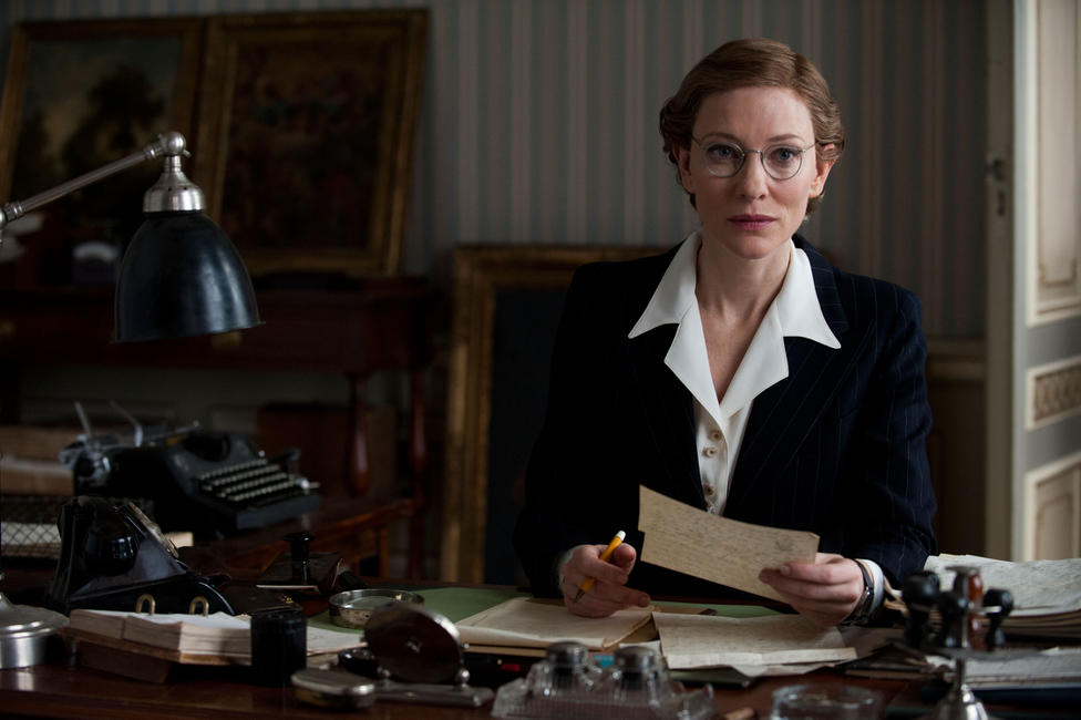 Cate Blanchett as Claire Simone in