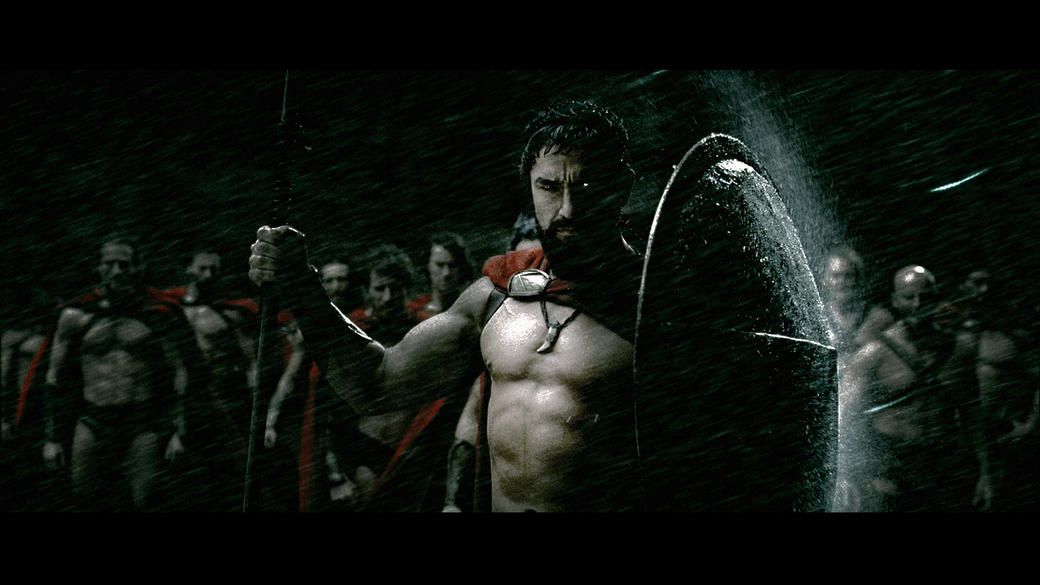 Gerard Butler stars as King Leonidas in