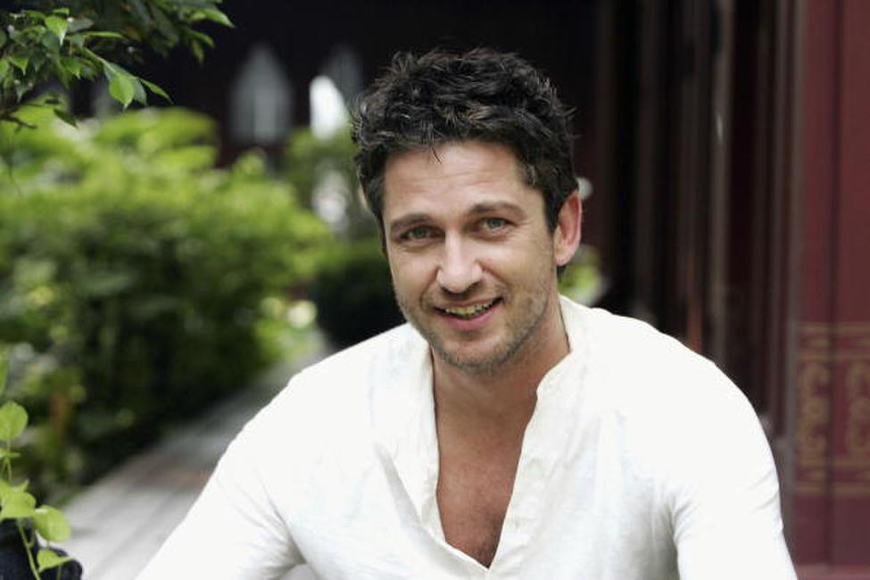 Gerard Butler at the Bangkok International Film Festival in Bangkok, Thailand.