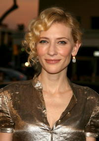 Cate Blanchett at the premiere of