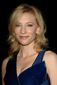 Cate Blanchett at the Palm Springs International Film Fest.