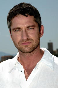 "Gerard Butler at the ""Dear Frankie"" Press Luncheon in Cannes, France."