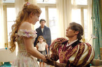 Amy Adams and James Marsden in