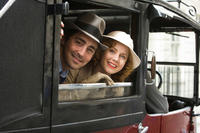 Lee Pace and Amy Adams in