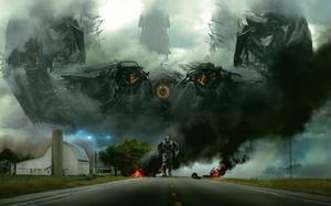 Evil Robots Threaten Mankind!