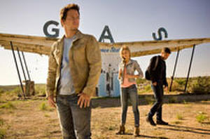 Run and Take Cover on the Explosive Set of 'Transformers: Age of Extinction'