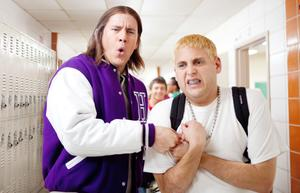 Channing Tatum and Jonah Hill in 21 Jump Street