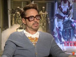 Exclusive: Iron Man 3 - The Fandango Interview