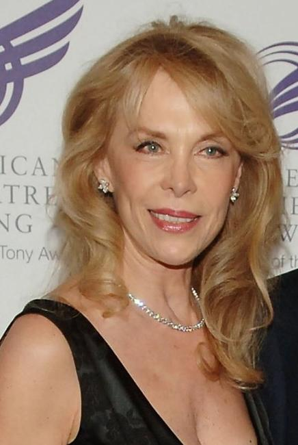 Elaine joyce at the american theatre wing annual spring gala
