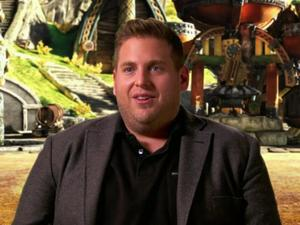 Exclusive: How To Train Your Dragon Too - Jonah Hill Featurette