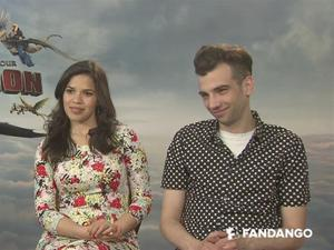 Exclusive: How to Train Your Dragon 2 - The Fandango Interview