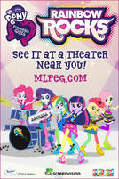 My Little Pony Equestria Girls: Rainbow Rocks showtimes and tickets