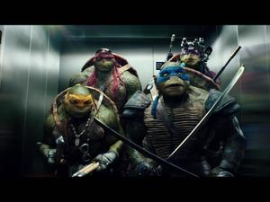 Teenage Mutant Ninja Turtles: Elevator