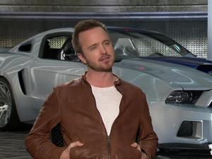 Exclusive: Need for Speed - The Fandango Interview