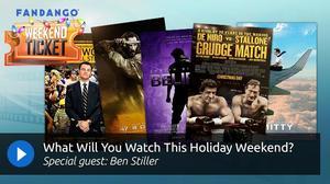 Weekend Ticket with Ben Stiller