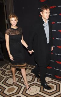 Liam Neeson and Natasha Richardson at the special screening of