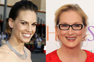 Meryl Streep, Hilary Swank Sign On for Tommy Lee Jones' 'The Homesman'