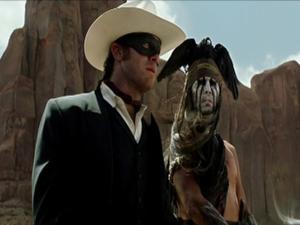 The Lone Ranger (Uk Trailer 1)