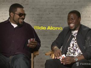 Exclusive: Celebrity Trivia Battle - Kevin Hart and Ice Cube