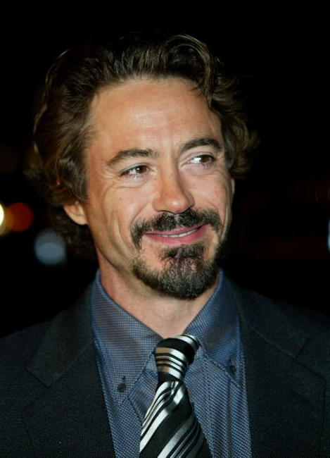 Robert Downey, Jr. at the Hollywood premiere of