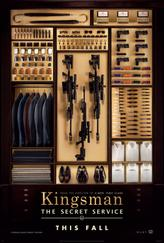 Kingsman: The Secret Service showtimes and tickets