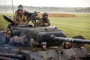 News Bites: See Brad Pitt's New 'Fury' Pic