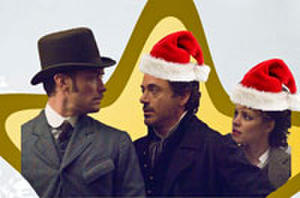Who Ruled Christmas? 'Sherlock Holmes,' 'Django' and Other Christmas Day Releases