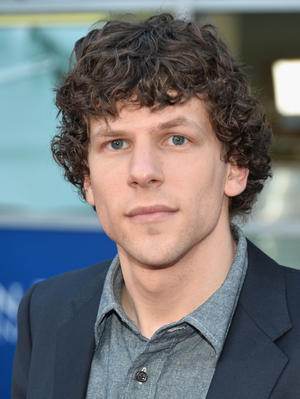 """Jesse Eisenberg at the California premiere of """"Now You See Me."""""""