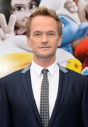 "Neil Patrick Harris at the California premiere of ""The Smurfs 2."""