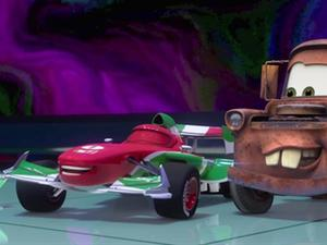 Cars 2: Tokyo Party