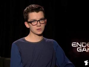 Exclusive: Ender's Game - The Fandango Interview
