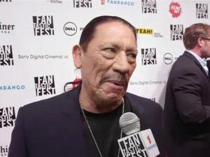 Fantastic Fest 2013 - Machete Kills Red Carpet Premiere