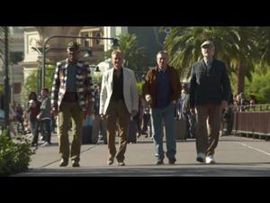 Exclusive: Last Vegas - Four Legends
