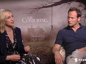 Exclusive: The Conjuring - The Fandango Interview
