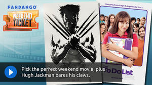 Fandango Weekend Ticket - Weekend Movie Recommendations - Fandango