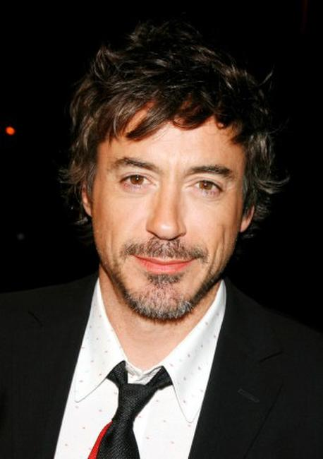 Robert Downey, Jr. at the Los Angeles premiere of