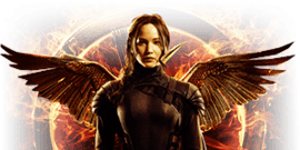 The Hunger Games Mockingjay Free Gift
