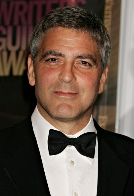 George Clooney at the 2006 Writers Guild Awards.