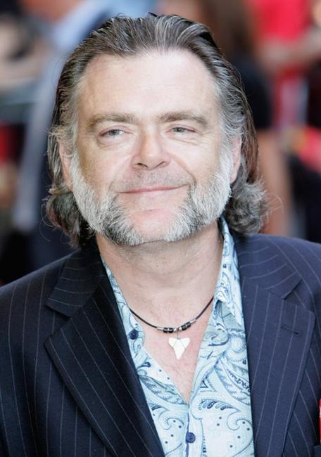 Kevin McNally at the European premiere of