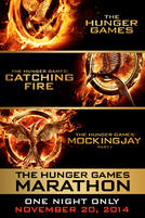 The Hunger Games Marathon showtimes and tickets