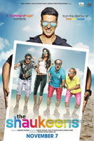 The Shaukeens showtimes and tickets