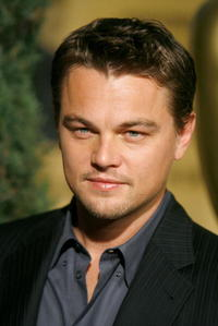 Leonardo DiCaprio at the 79th annual Academy Award nominees luncheon.