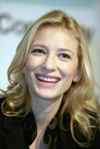 Cate Blanchett at the photocall of Sydney Theatre Company.