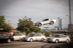 Top 10: The Craziest Car Stunts in Movies