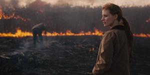 Jessica Chastain in Interstellar
